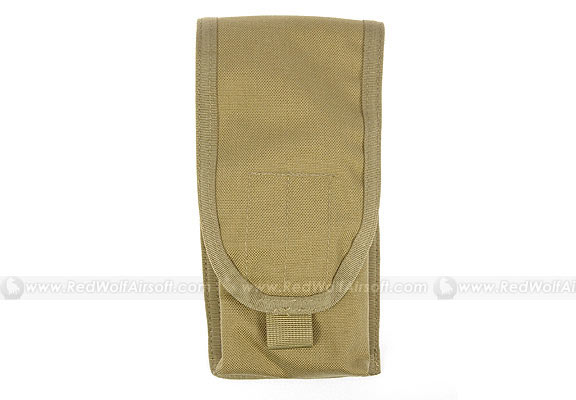 BlackHawk S.T.R.I.K.E. Gen-4 Molle M-4 Staggered Mag Pouch (Holds two M16 Magazines, CT)
