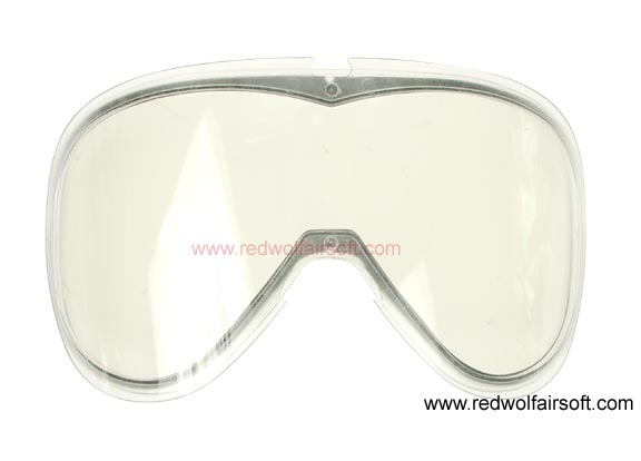 Bolle Commando Clear Double Lens (RL)