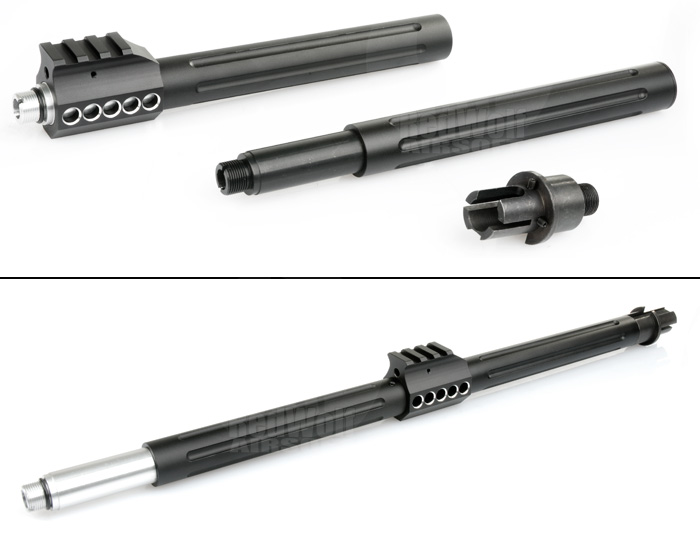 Action 6 inch EOD Outer Barrel Set for Tokyo Marui M4 / M16 Series