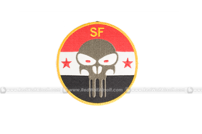 Action US/SF IRAQ FLAG