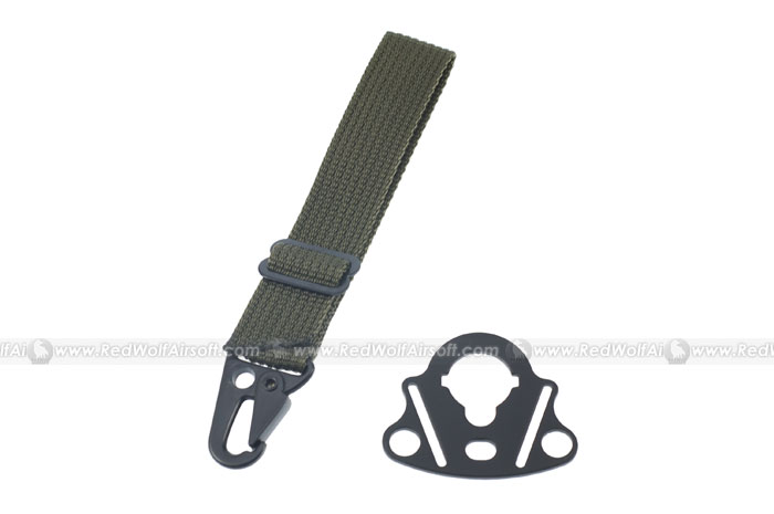 Action Sling Adaptor for M4 Type D (RG)