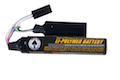 Socom Gear 11.1V 1000mAh. Li Po Battery  ( 10C  Special Nunchuck Version, AK, M16, M14, NP5)