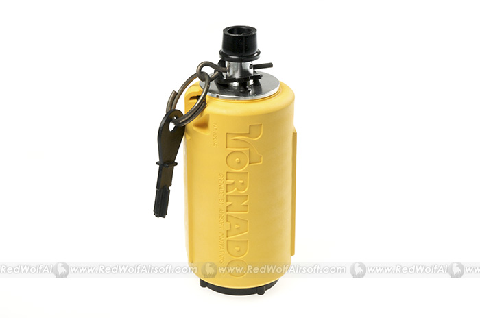 Airsoft Innovations Tornado Grenade (Yellow)
