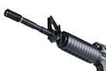 ARES M4A1 Carbine (Electric Fire Control System Version) - BK