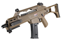 ARES AS36C AEG (NEW Version) - TAN