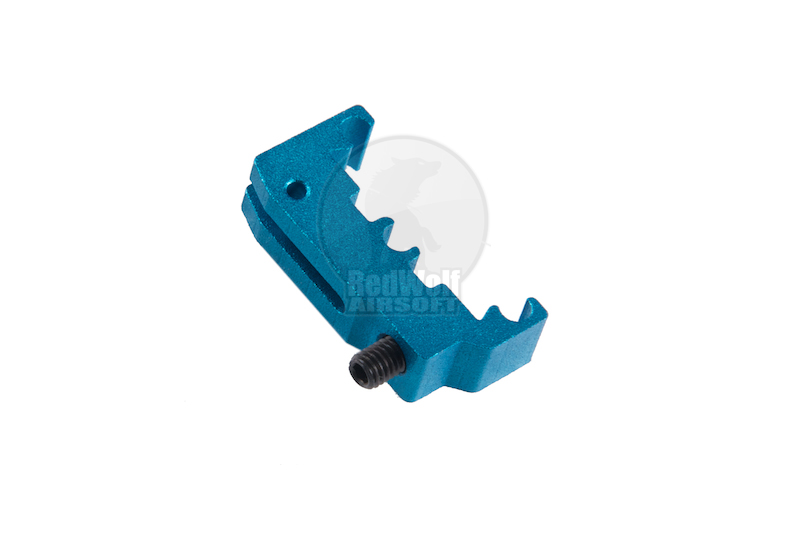 Airsoft Surgeon SV Trigger Base for Tokyo marui Hi-Cap (Blue)