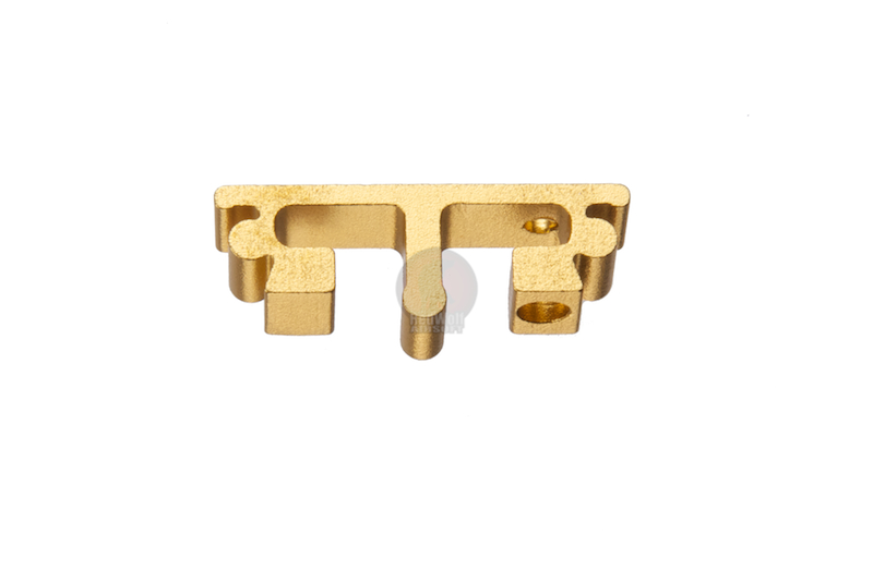 Airsoft Surgeon SV Trigger Front Part for Tokyo Marui Hi-Cap - Type 6 (Gold)