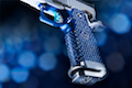 Airsoft Surgeon Infinity Blue Hero SWAROVSKI Crystal Special