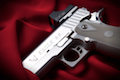 Airsoft Surgeon ST1 Eagle 6 inch With Genuine C-More STS - Silver
