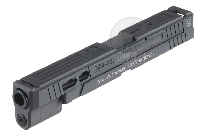 Airsoft Surgeon (SLNT Arms) XDM Metal Slide for Marui XDM