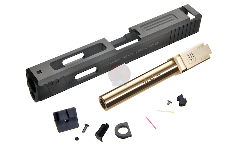 Airsoft Surgeon SAI Arms Costa Style Slide Set For Tokyo Marui 17