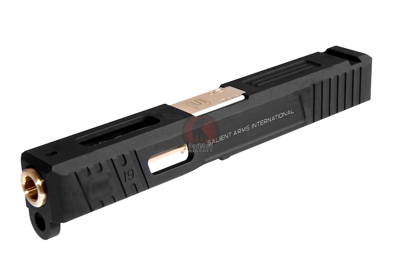 Airsoft Surgeon SAI Arms G19 Metal Slide for KSC & KWA 19