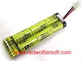 Sanyo 8.4v 1700mah battery (NiCd) - Large Type