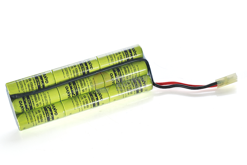 Sanyo 10.8v 1700mah Battery (NiCd) - Fits in ReadyMag