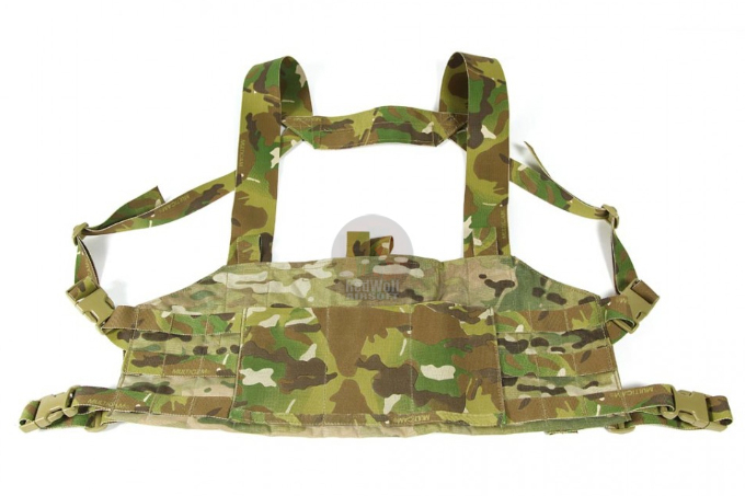 Blue Force Gear Ten-Speed SR25 / 7.62 Chest Rig - MC