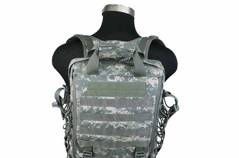 PANTAC Vertical Accessories Backpack (ACU / Cordura) <font color=red> (Holiday Blowout Sale)</font>