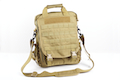 PANTAC Vertical Accessories Backpack (Khaki / Cordura)