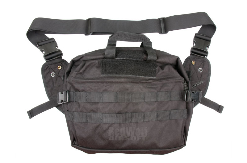 PANTAC Mission Go Bag (Black / Cordura)