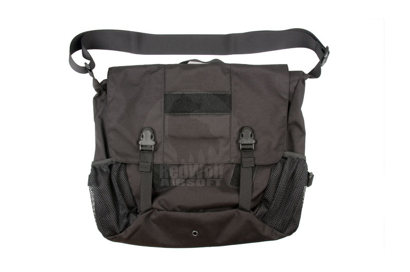 PANTAC Low Profile Courier Bag (Large / Black / Cordura)