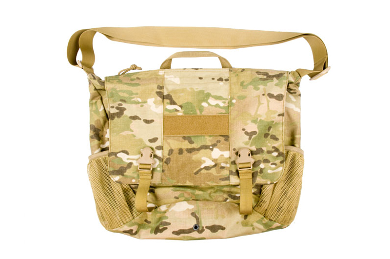 PANTAC Low Profile Courier Bag (Large / Crye Precision Multicam / Cordura)