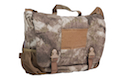PANTAC Low Profile Courier Bag (Large / A-TACS / Cordura)