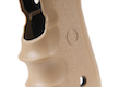 Wii Rubber Grip Cover for GBB M92 (TAN)