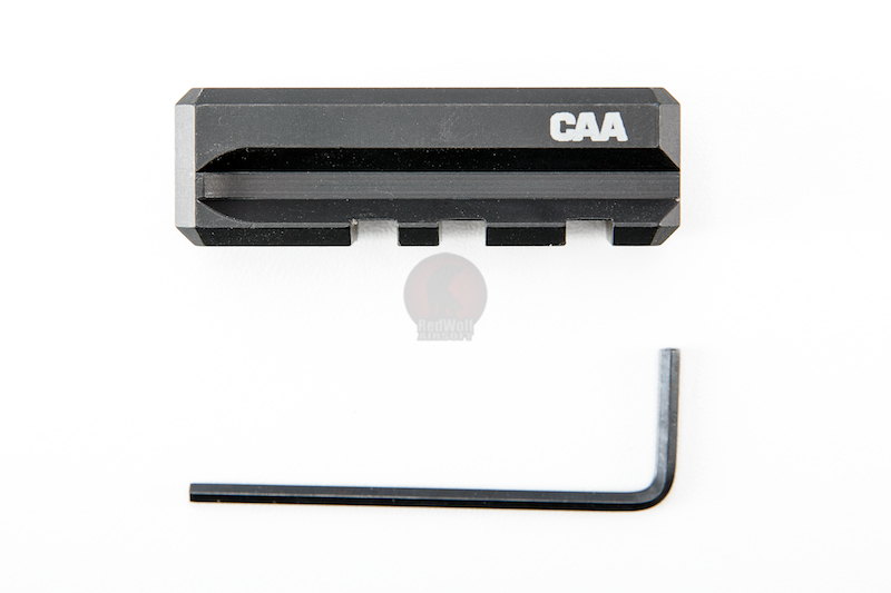 CAA Airsoft Division BLM15 Picatinny Rail Bayonet Mounted for Standard M4 Triangle Front Sight