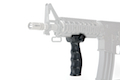 CAA Airsoft Division EVG Ergonomic Vertical Grip With Rubber Inserts and Compartment