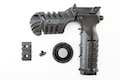 CAA Airsoft Division FGA Forearm Vertical Grip With Light Mount
