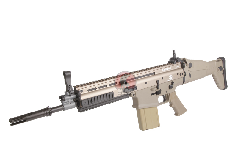 Cybergun (VFC) FN Scar Heavy CQC MK17 (Licensed by FN Herstal) - TN