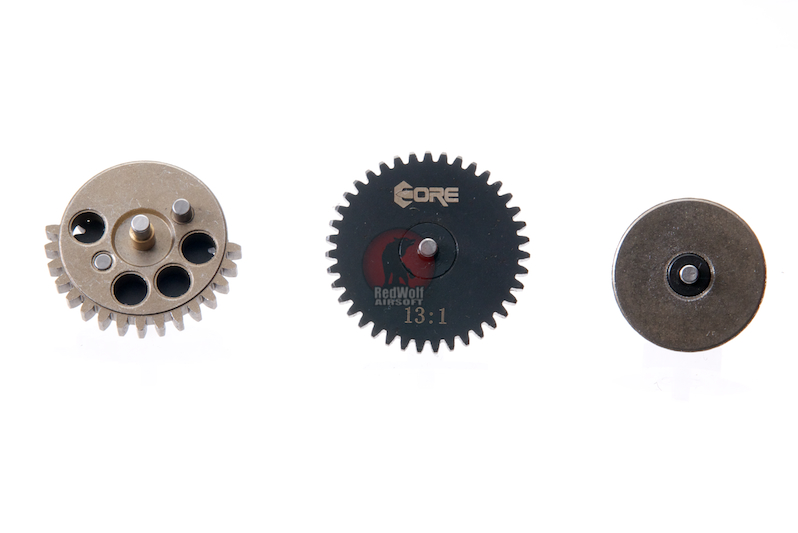 Core 13:1 Super-Fast Gears Set