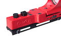 C-More Railway Click Switch 2 MOA - Red