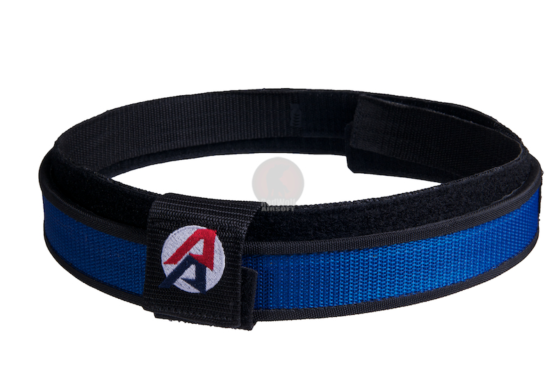 DAA IPSC Competition Belt (36 inch / Blue)