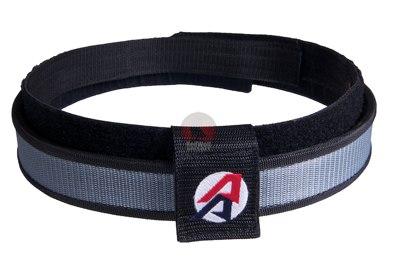 DAA IPSC Competition Belt (36 inch / Silver)