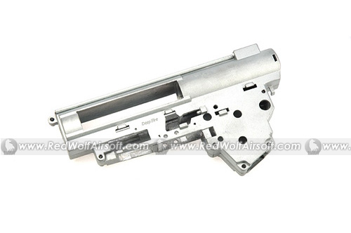Deep Fire Reinforced 6mm Gearbox Case Ver.III without Bearing for AK