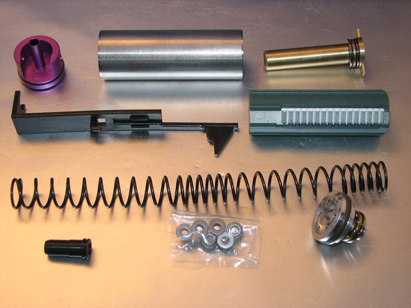 Deep Fire Full Tune Up Kit for Marui SIG 550 (M100 Original Set)