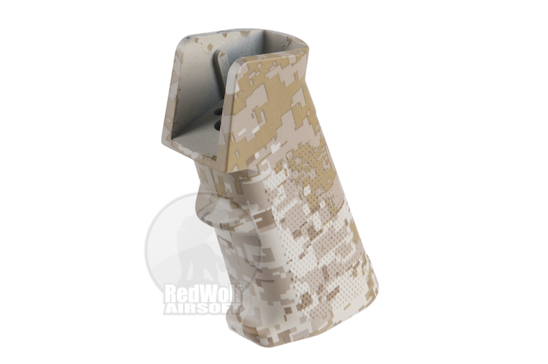 Dytac water transfer A2 style pistol grip for AEG Digital Desert