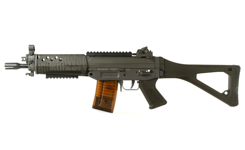 G&G SIG SAUER SG552 (Electric Airsoft Rifle) <font color=red>(Clearance)</font>