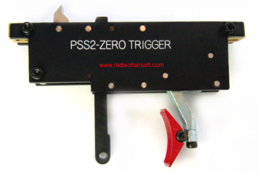 First Factory PSS2 APS2 Zero Trigger System (Red Trigger)