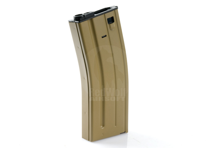 VFC 300rds Magazine for VFC M4 / HK416 / SCAR L (Tan)  <font color=red>(Clearance)</font>