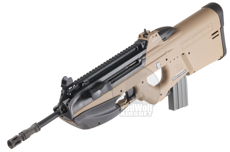 G&G FN2000 (FN licensed) (Long Barrel, Tan)  <font color=red> (Clearance)</font>