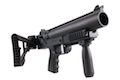 ARES ASG GL-06(BK Color) Grenade Launcher with CO2 Shell