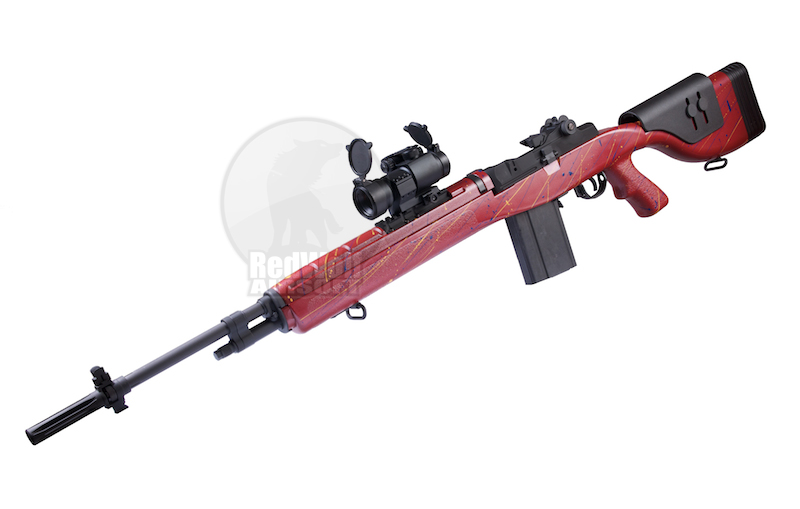 G&P M14 DMR SOCOM (Red) <font color=red>(Easter Egg Sale)</font>