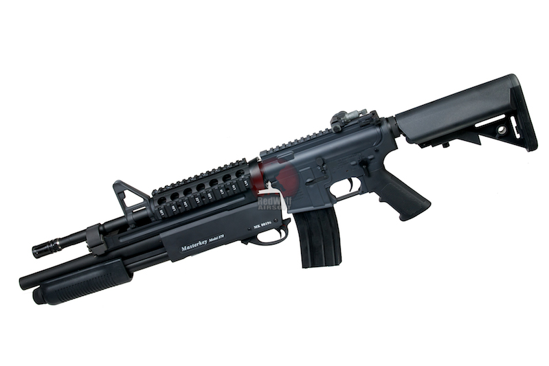 G&P M4 RAS w/Masterkey (M4) <font color=red>(Holiday Blowout Sale)</font)