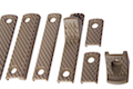 G&P URX III Rail Cover Set (S) - Sand