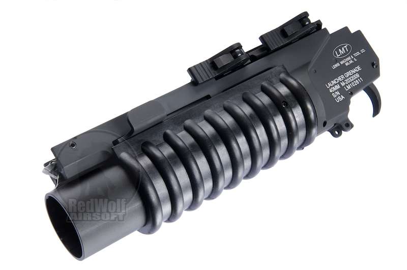 G&P LMT Type Quick Lock QD M203 Grenade Launcher (XS)
