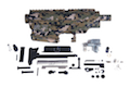 G&P Metal Body for SR-25 (Jungle Pixel)