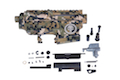 G&P Skull Frog Metal Body for Tokyo Marui M4/M16 Series (Jungle Pixel)