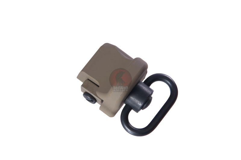 G&P Finger Guard QD Sling Swivel - Sand