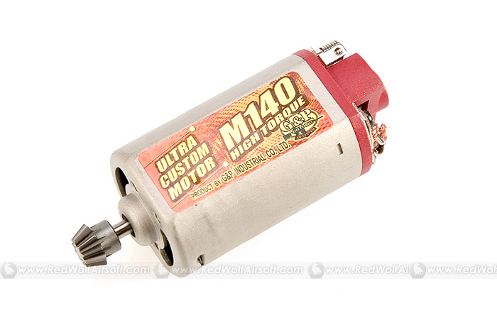 G&P AK Type M140 High Torque Motor